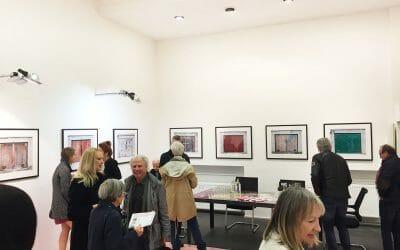 Ausstellung in der Galerie Stross